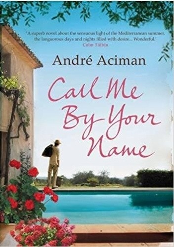 Okładka książki Call Me by Your Name