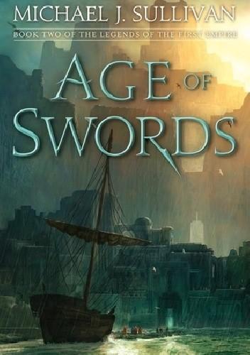 Okładka książki Age of Swords
