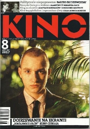Okładka książki Kino, nr 8 / sierpień 2017