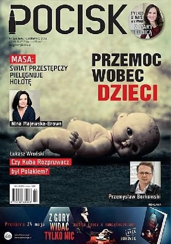 Okładka książki Pocisk, nr 5/6 maj-czerwiec 2017