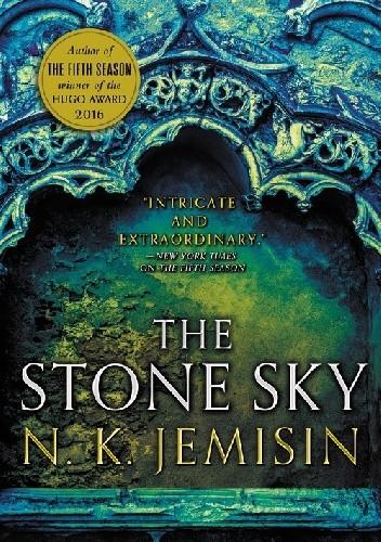 Okładka książki The Stone Sky