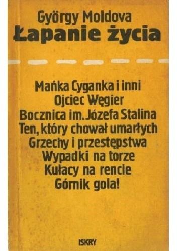 Okładka książki Łapanie życia