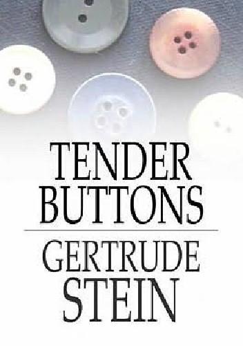 Okładka książki Tender Buttons