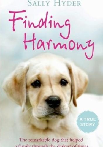 Okładka książki Finding Harmony