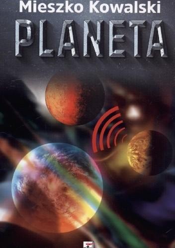 Okładka książki Planeta
