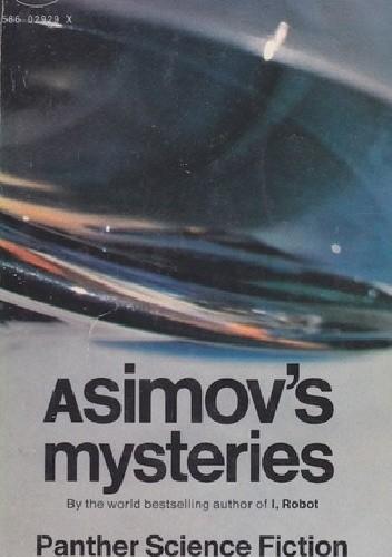 Okładka książki Asimov's Mysteries