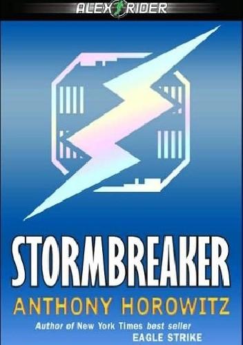 Okładka książki Stormbreaker