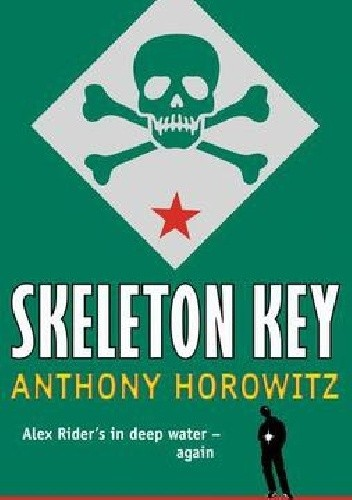 Okładka książki Skeleton Key