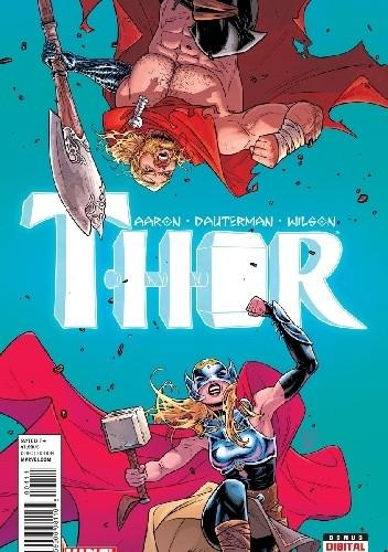 Okładka książki Thor #4