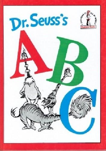 Okładka książki Dr. Seuss's ABC