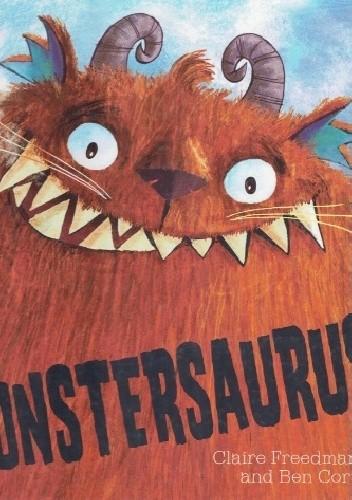 Okładka książki Monstersaurus