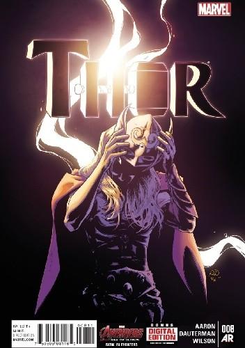 Okładka książki Thor #8