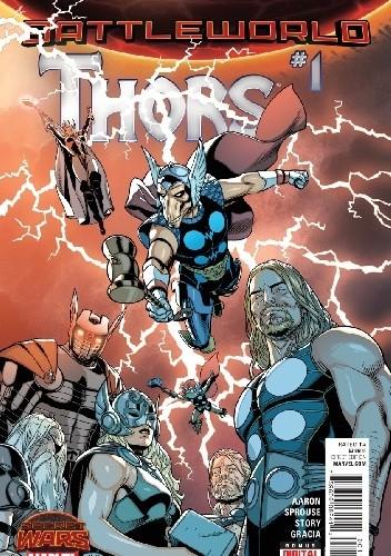 Okładka książki Thors #1