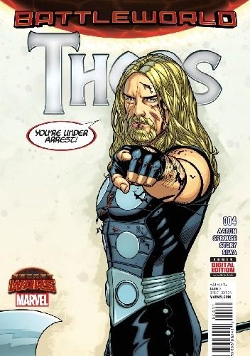 Okładka książki Thors #4
