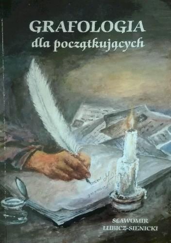 Okładka książki Grafologia dla początkujących
