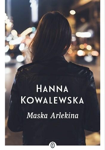 Okładka książki Maska Arlekina