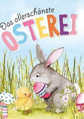 Okładka książki Das allerschönste Osterei