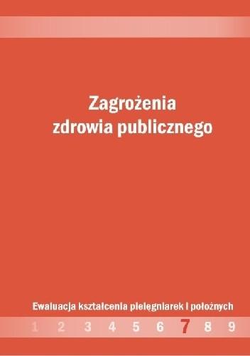 Okładka książki Zagrożenia zdrowia publicznego