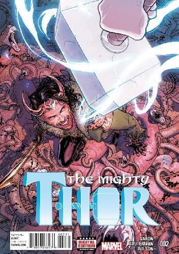 Okładka książki Mighty Thor #2