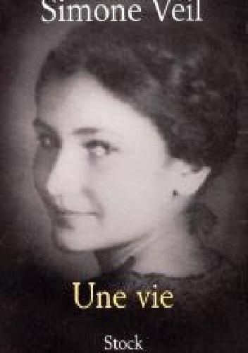 Okładka książki Une Vie