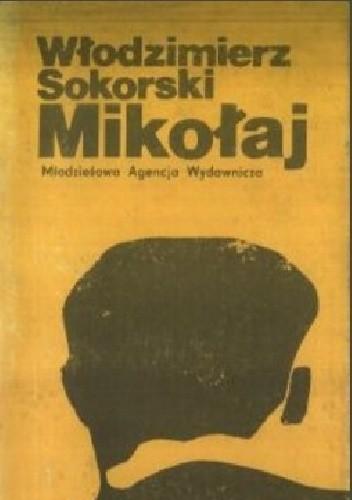 Okładka książki Mikołaj