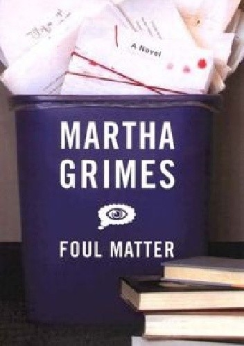 Okładka książki Foul Matter