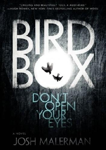 Okładka książki Bird Box