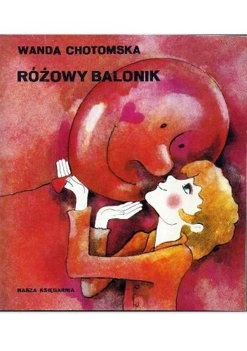 Okładka książki Różowy balonik