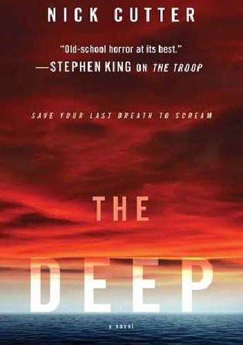 Okładka książki The Deep