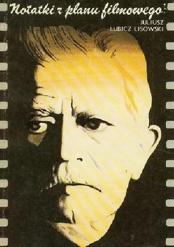 Okładka książki Notatki z planu filmowego