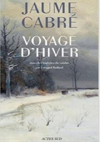 Okładka książki Voyage d'hiver