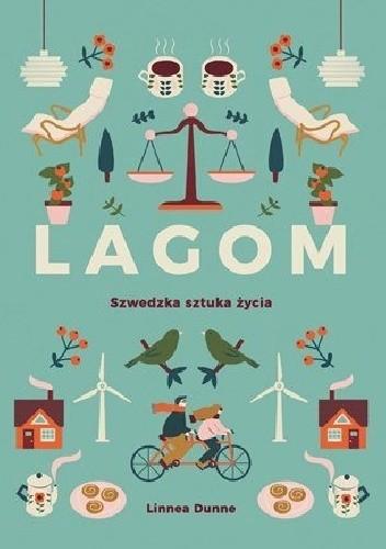 Okładka książki Lagom. Szwedzka sztuka życia