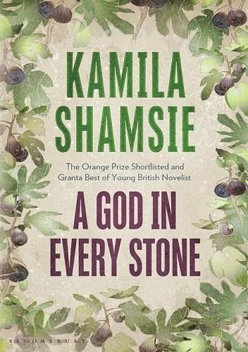 Okładka książki A God in Every Stone