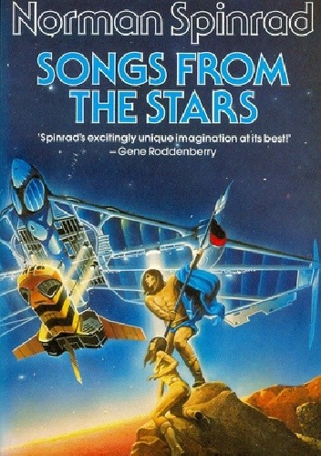 Okładka książki Songs from the Stars