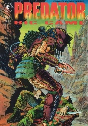 Okładka książki Predator: Big Game #3