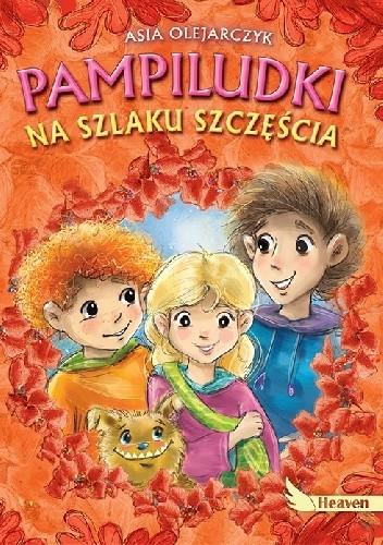 Okładka książki Pampiludki na szlaku szczęścia