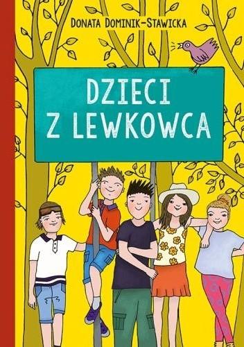 Okładka książki Dzieci z Lewkowca
