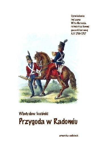 Okładka książki Przygoda w Radomiu