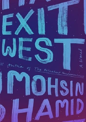 Okładka książki Exit West
