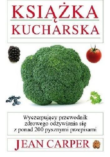 Okładka książki Książka kucharska
