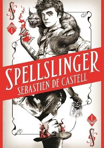 Okładka książki Spellslinger