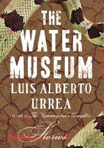 Okładka książki The Water Museum