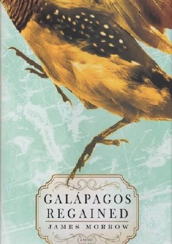 Okładka książki Galápagos Regained