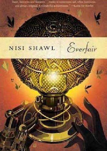 Okładka książki Everfair