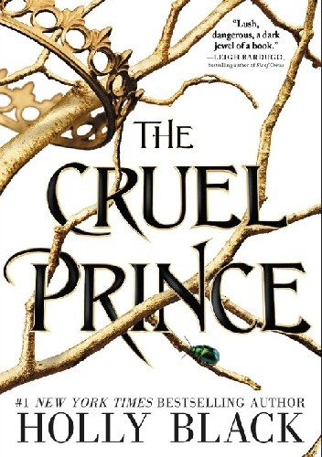 Okładka książki The Cruel Prince