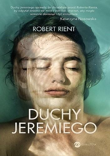 Okładka książki Duchy Jeremiego
