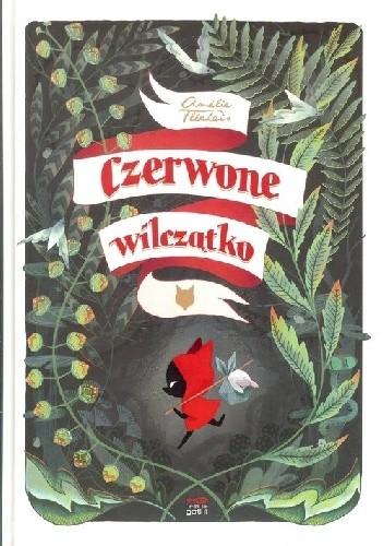 Okładka książki Czerwone wilczątko