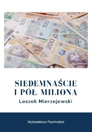 Okładka książki Siedemnaście i pół miliona