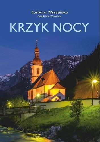 Okładka książki Krzyk nocy