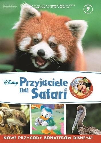 Okładka książki Przyjaciele na Safari. Ssaki. Pelikany. Latające wiewiórki.